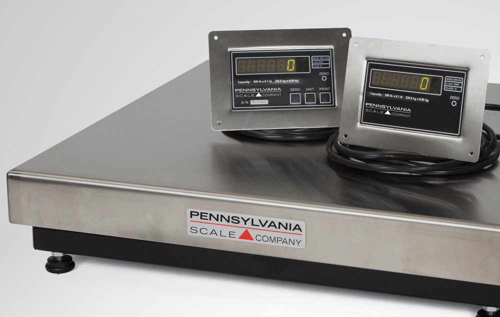 64 Series Baggage Scale