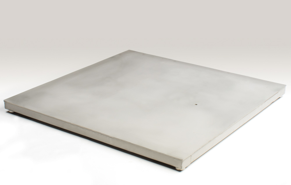 6600 Series Floor Platform Scale Stainless Steel