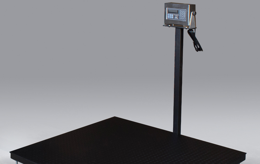 6600 Series Floor Platform Scale with Indicator