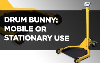 drum bunny mobile stationary pa scale