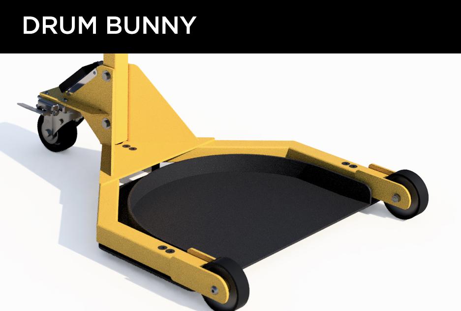 drum bunny